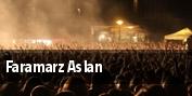 Faramarz Aslan tickets