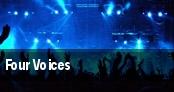 Four Voices Nashville tickets