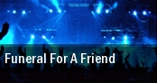 Funeral for a Friend The Academy tickets
