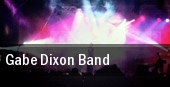 Gabe Dixon Band Boston tickets