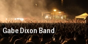 Gabe Dixon Band tickets