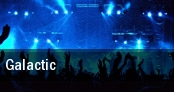 Galactic Seattle tickets