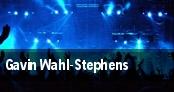 Gavin Wahl-Stephens tickets