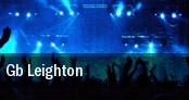 Gb Leighton Cabooze tickets