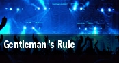 Gentleman's Rule tickets