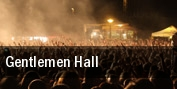 Gentlemen Hall Indianapolis tickets