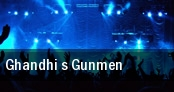 Ghandhi s Gunmen Richmond tickets