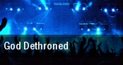 God Dethroned Sonar tickets