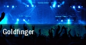 Goldfinger First Avenue tickets