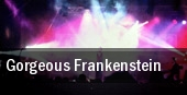 Gorgeous Frankenstein tickets