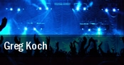 Greg Koch tickets