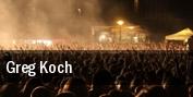 Greg Koch Shank Hall tickets