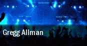 Gregg Allman Baton Rouge River Center Theatre tickets