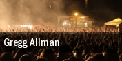 Gregg Allman Bell Auditorium tickets