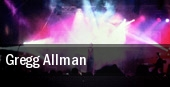 Gregg Allman Montgomery Performing Arts Centre tickets