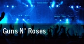 Guns N' Roses The Fillmore tickets