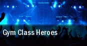 Gym Class Heroes Trocadero tickets