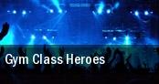 Gym Class Heroes Trocadero tickets