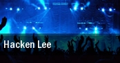 Hacken Lee tickets