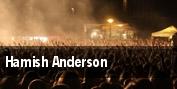 Hamish Anderson tickets