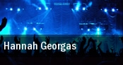 Hannah Georgas Nashville tickets