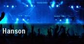 Hanson Cains Ballroom tickets