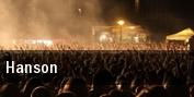 Hanson Chameleon Club tickets