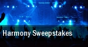 Harmony Sweepstakes Alexandria tickets