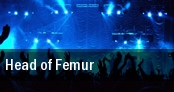 Head of Femur Rochester tickets