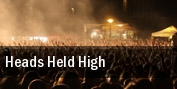 Heads Held High tickets