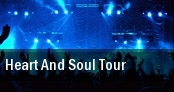 Heart and Soul Tour tickets