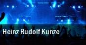 Heinz Rudolf Kunze Stadthalle Aurich tickets