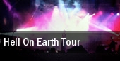 Hell On Earth Tour London tickets