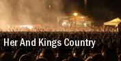 Her And Kings Country Highline Ballroom tickets