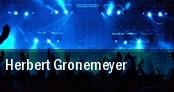 Herbert Gronemeyer tickets