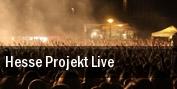 Hesse Projekt Live Stadthalle Braunschweig tickets