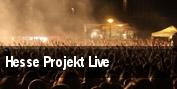 Hesse Projekt Live Stadthalle Chemnitz tickets