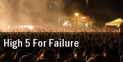 High 5 For Failure tickets