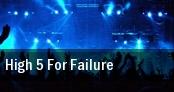 High 5 For Failure Towson tickets