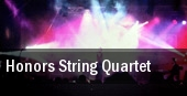 Honors String Quartet Plaza Del Sol Performance Hall tickets