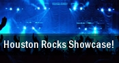 Houston Rocks Showcase! House Of Blues tickets