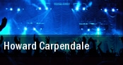 Howard Carpendale Messehalle tickets