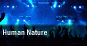 Human Nature Washington tickets