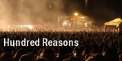Hundred Reasons King Tut's Wah Wah Hut tickets
