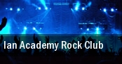 Ian Academy Rock Club The Joiners tickets