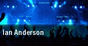 Ian Anderson San Francisco tickets