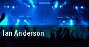 Ian Anderson San Francisco tickets