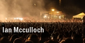 Ian Mcculloch Chicago tickets