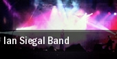 Ian Siegal Band tickets