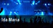 Ida Maria tickets